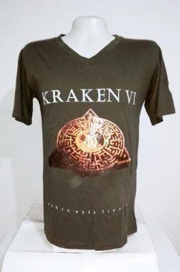 Camisetas Sobre esta Tierra 6 (Cuello V)Disponible en Talla L y Talla XL