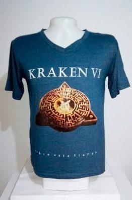 Camisetas Sobre esta tierra (Cuello V)