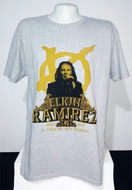 Camiseta Elkin Ramirez 5Disponible en Tallas S, M, L y XL